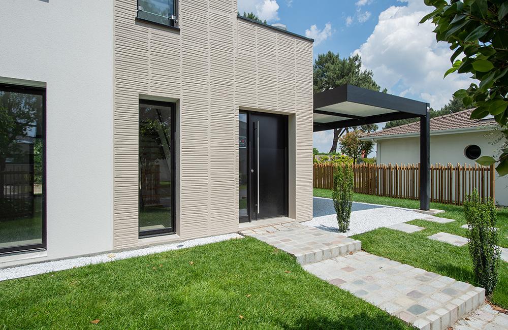 pavillon nov a alpha constructions homexpo bordeaux groupe hdv p le constructions de. Black Bedroom Furniture Sets. Home Design Ideas